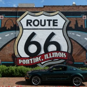 Route 66, May 2018